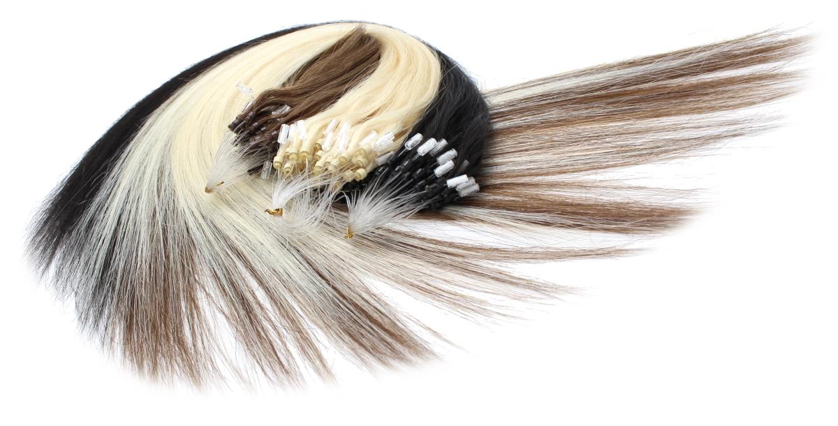Micro Ring prodlužování vlasů